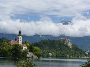 10 krásných míst Slovinska