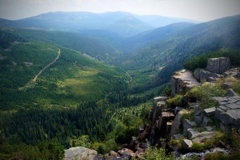 10 výletů v Krkonoších s malými dětmi