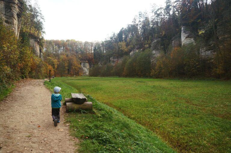 Údolí Plakánek trochu jinak + Pekařova brána