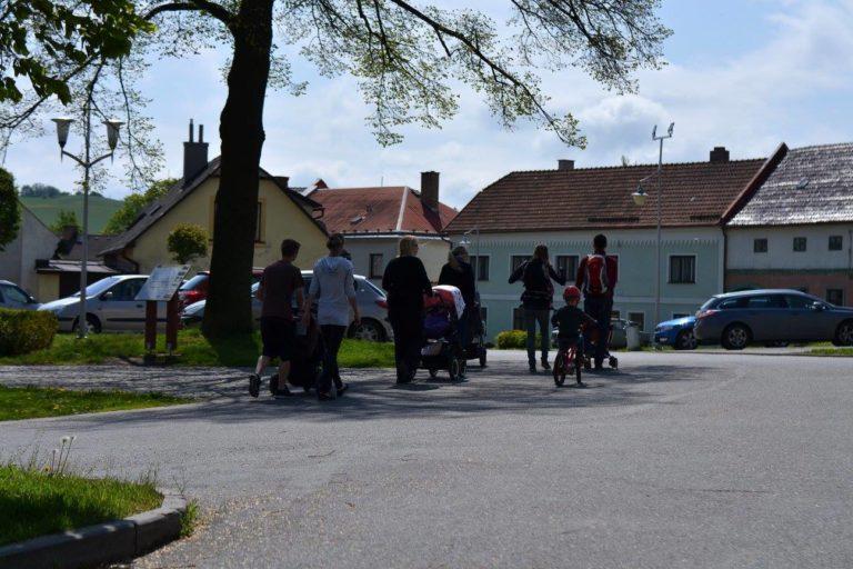 Skupinová rekreace Bystré na Vysočině