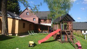 Rodinná rekreace – Horský dvůr Bedřichov