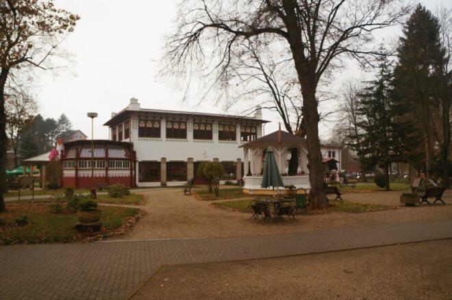 Skupinová rekreace Lázně Mšené a výlety v okolí
