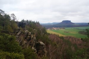 Rauenstein: Saské Švýcarsko jako na dlani