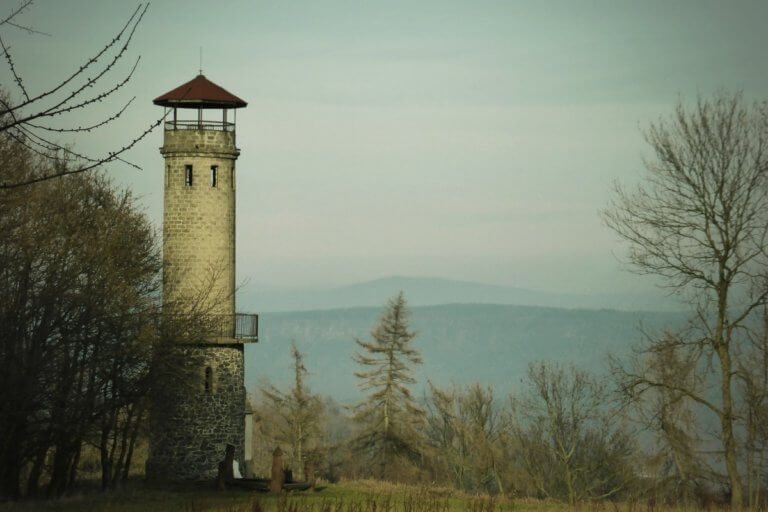 Velký Chlum u Děčína