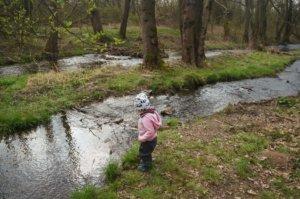 12 výletů s dětmi v okolí říčky Botič