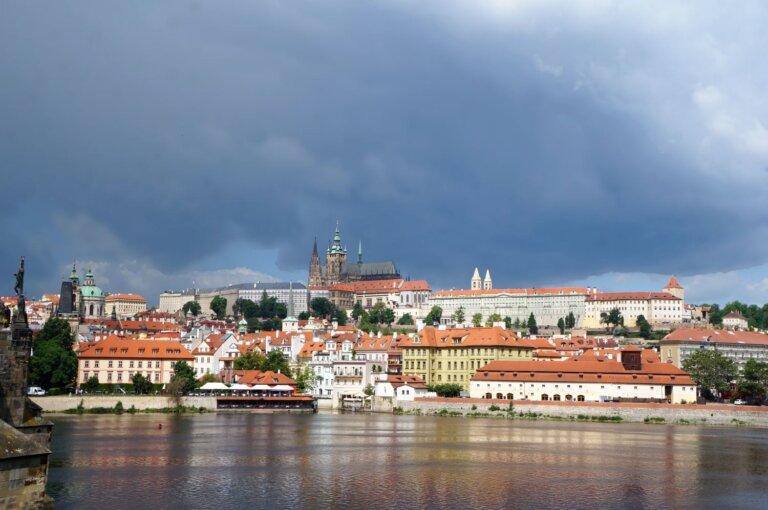 Praha za časů koronaviru (minifotoreport)