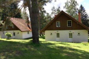 Lojzovy Paseky – ubytování u Lipna
