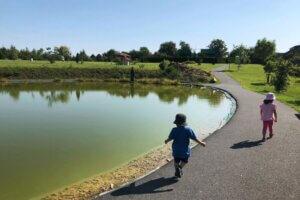 Hostín – venkovní zábava pro děti
